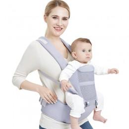 0-48 miesięcy ergonomiczne nosidełko dla dzieci plecak z Hipseat dla noworodka wielofunkcyjny niemowlę chusta do noszenia talii