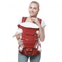 Luksusowy nosidełko dla dziecka 9 w 1 ergonomiczny plecak dla nosidełka Hipseat dla noworodka i zapobieganie nogom typu o sling