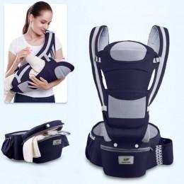 0-48M ergonomiczne nosidełko dla dzieci 15 sposób użycia niemowlę dziecko Hipseat Carrier przodem do świata ergonomiczny kangur