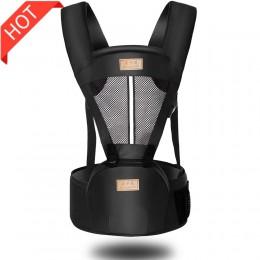 Ergonomiczne nosidełko dla dzieci plecak sling baby ergonomiczne opakowanie biodrowe noszenie dzieci Do podróży dla dzieci 0-36