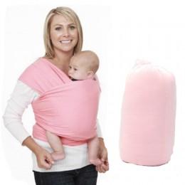 LONSANT nosidło dla niemowląt zestaw głośnomówiący chusta noworodka podwójne ramię sznurek karmienie piersią rozciągliwa chusta
