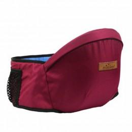 Nosidełko dla dziecka bawełna nosidełko na dziecko talia stołek przewoźnik chusta do noszenia dzieci Bebe Hip Carrier dzieci fot