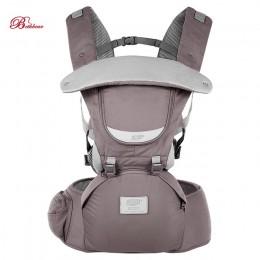 2019 nowy Bethbear 0-36 miesięcy nosidełko dla dziecka 3 w 1 regulowany fotelik dziecięcy noworodka talia stołek nosidełko dla d