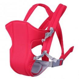 Nosidełko dla dziecka 3-16 miesięcy niemowlę wielofunkcyjny Sling plecak dziecięcy pokrowiec Wrap kangur oddychający materiał pr