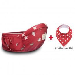 Wielofunkcyjny nosidełko dla dziecka talia stołek przód Carry Walkers chusta do noszenia dzieci podtrzymujący pas biodrowy pleca