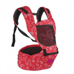 Ergonomiczny regulowany nosidełko dla dziecka fotelik dziecięcy regulowany oddychający niemowlę noworodek nosidło do przenoszeni