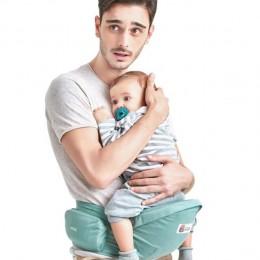 Nosidło dla niemowląt regulowany 2-in-1 talii stołek fotelik dziecięcy talii pas oddychająca plecak dziecięcy procy nosidełko dl