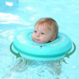 Bezpieczeństwo dziecka nie muszą nadmuchiwane pływający pierścień szyi basen dla dzieci akcesoria rury bezpieczeństwa niemowląt