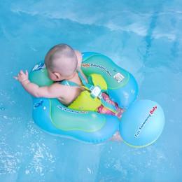 Nowe obręcz do pływania dla dziecka nadmuchiwane niemowlę pod pachami pływające akcesoria do basenów dla dzieci koło kąpielowe n