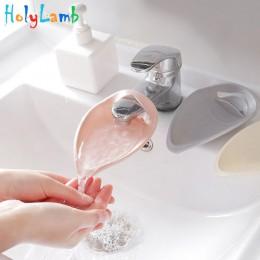 Przedłużacz do kranu przewodnik dla dzieci zlew odkażacz do rąk narzędzia do mycia rąk przedłużenie koryta wody łazienka