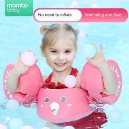 Solidna wkładka nie ma potrzeby nadmuchiwania akcesoriów obręcz do pływania dla dziecka pływająca ponton float pływanie ramię pł
