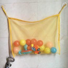 Przechowywanie ssania dzieci wanna dla dzieci zabawka Tidy worek termiczny siatka łazienka pojemnik zabawki organizer z siatki a