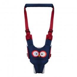 Maluch Baby Walking szelki plecak smycze dla małych dzieci dzieci asystent nauka szelki bezpieczeństwa szelki Walker