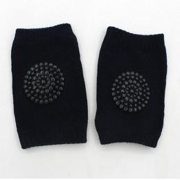 1 para miękkie antypoślizgowe bezpieczeństwa indeksowania podkładka ochronna pod łokieć Knee Pad pół-czesana bawełna frotte dozo
